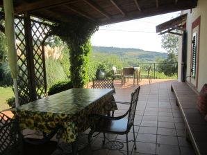 Urlaub in der Casale Il Cuculo - Ferienwohnung Ernest