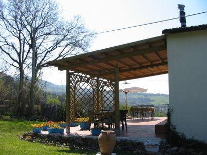 Urlaub in der Casa Il Cuculo - Ferienwohnung Ernesto