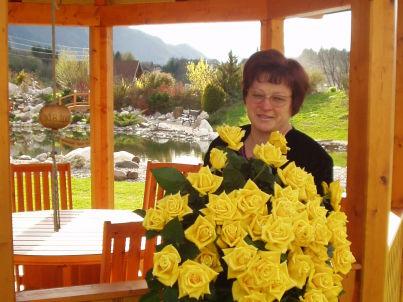 Ihr Gastgeber Martha Kugi