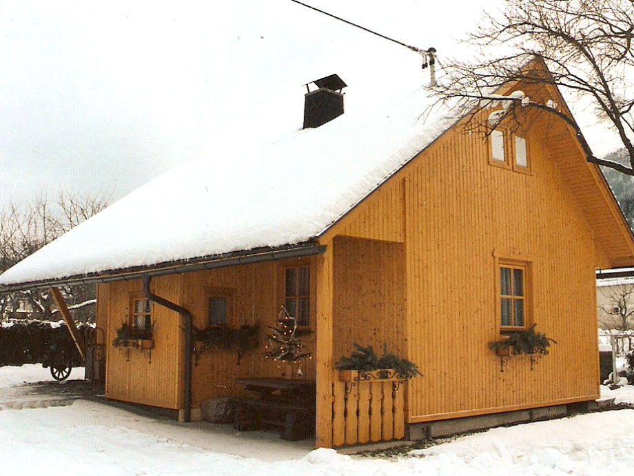 """Ein Ferienhaus """"Martha"""" am Rosenteich"""
