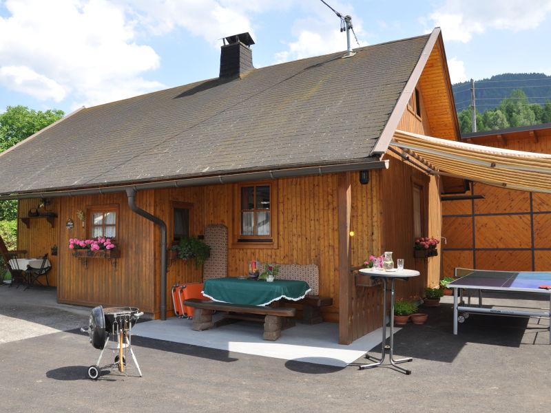 """Ferienhaus """"Martha"""" am Rosenteich"""