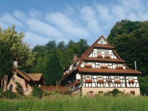 Ferienwohnung im Naturhotel Holzwurm