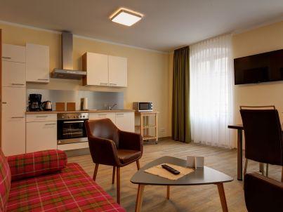 3 Apartments am Schwibbogen