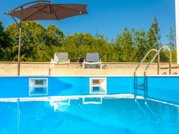 Ferienhaus Anty mit Pool
