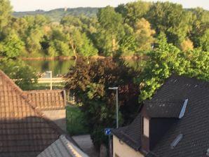 Ferienhaus im Weindorf