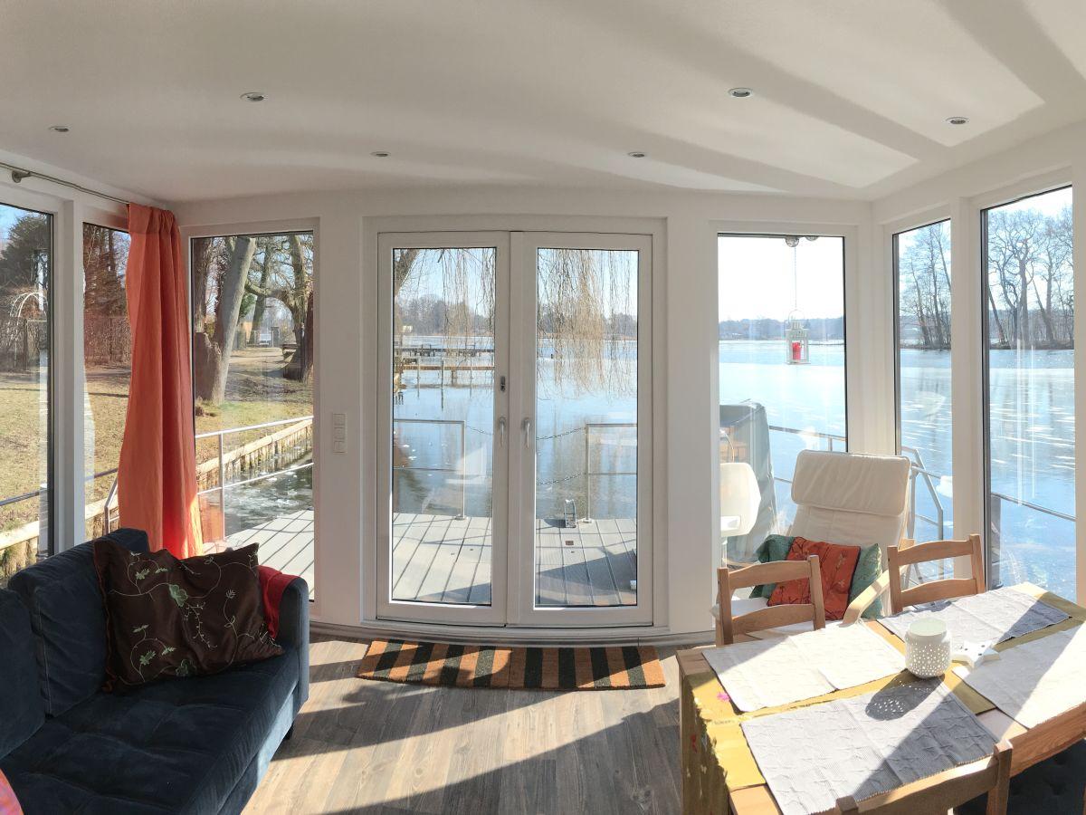 Hausboot indian summer dahme seengebiet herr uli fenner - Panoramabild schlafzimmer ...