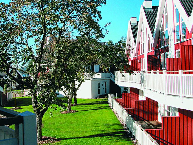"Holiday apartment ""Alsen"" in the palace garden Bad Saarow"