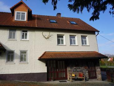 Ferienwohnung Altes Forsthaus Hella