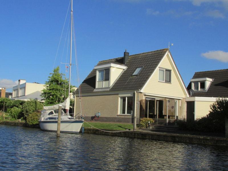 Ferienhaus Auszeit direkt am Wasser