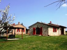 Ferienwohnung Bibbona Agriturismo Francesca