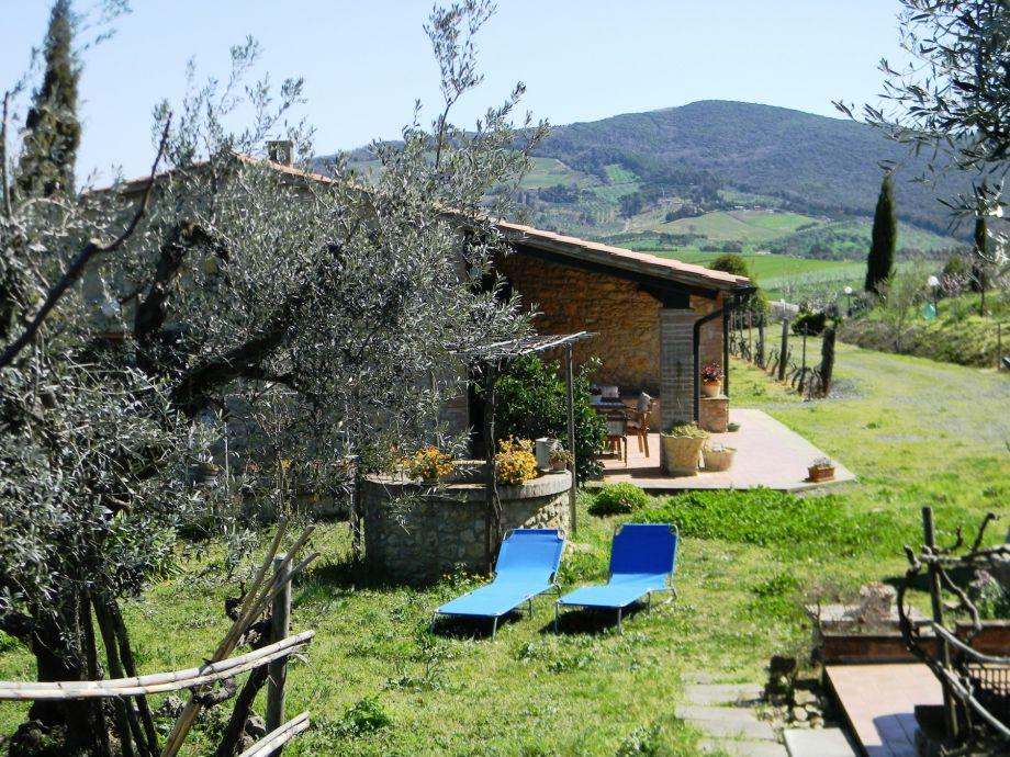 Außenaufnahme Casale Marittimo Casa delle Conchiglie