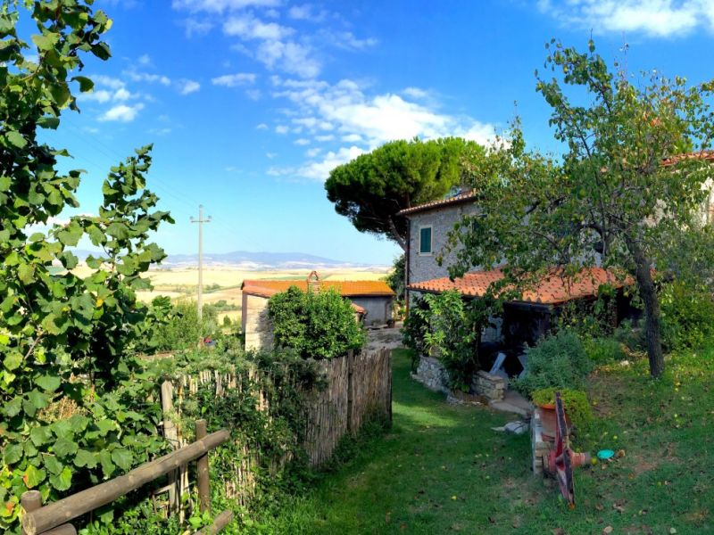 Ferienwohnung Castellina Marittima Podere Le Fontacce