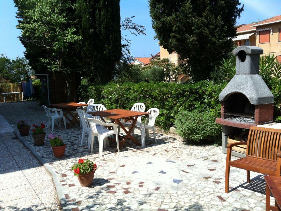 Außenaufnahme Castiglioncello Casa Vacanza Mare