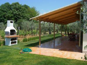 Ferienwohnung Collemezzano Casa Rosina 6 km dal mare 301