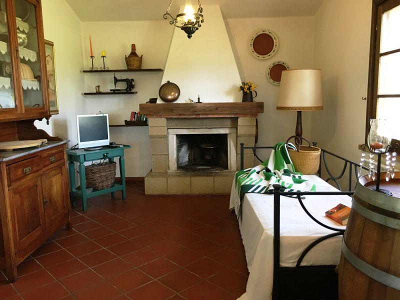 Ferienwohnung Collemezzano Villetta I Ciliegi