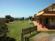 Ferienwohnung Riparbella Podere Cerro Grosso Luca