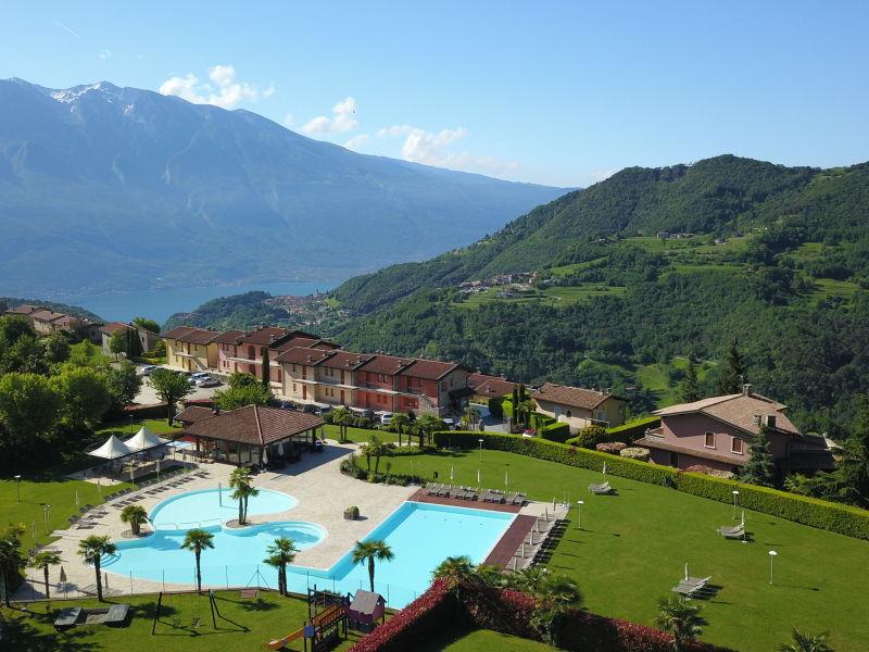 Ferienwohnung Residence La Berna TYP A