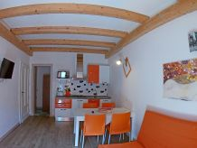 Ferienwohnung Casa del borgo Il picchio Holideal