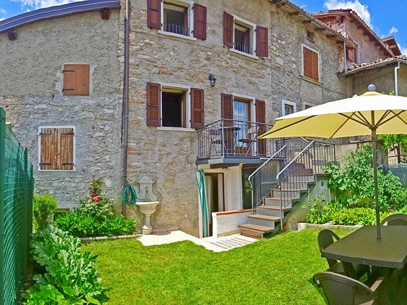 Ferienwohnung Casa del Borgo Pregasio Holideal