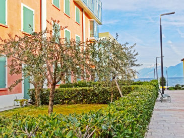 Holiday apartment Holideal Campione Ora 9
