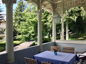 Ferienwohnung Villa Achterkerke / OG Süd & Meer
