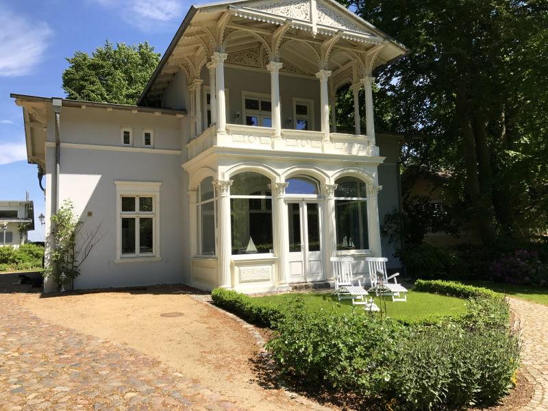 Ferienwohnung Villa Achterkerke / EG Süd & Meer