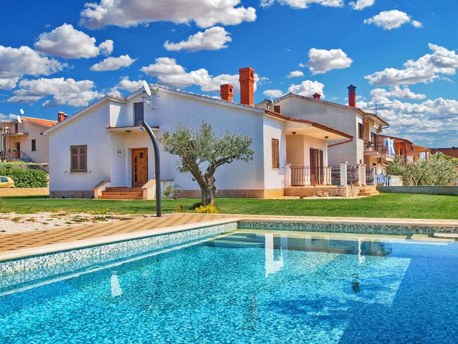 Außenaufnahme Ferienhaus Silvano