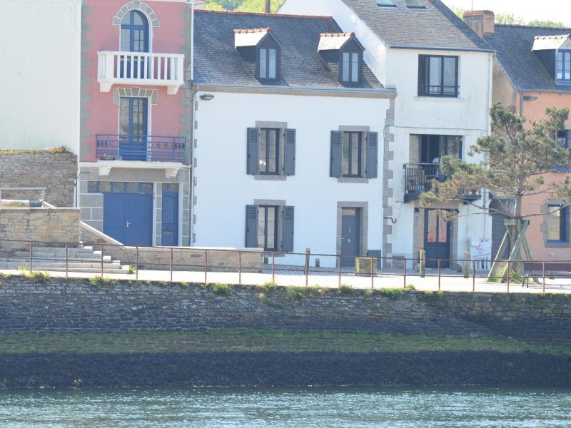 Ferienhaus Schönes renoviertes Haus mit herrlicher Lage in Concarneau