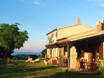 Ferienhaus Casa Montepregnano