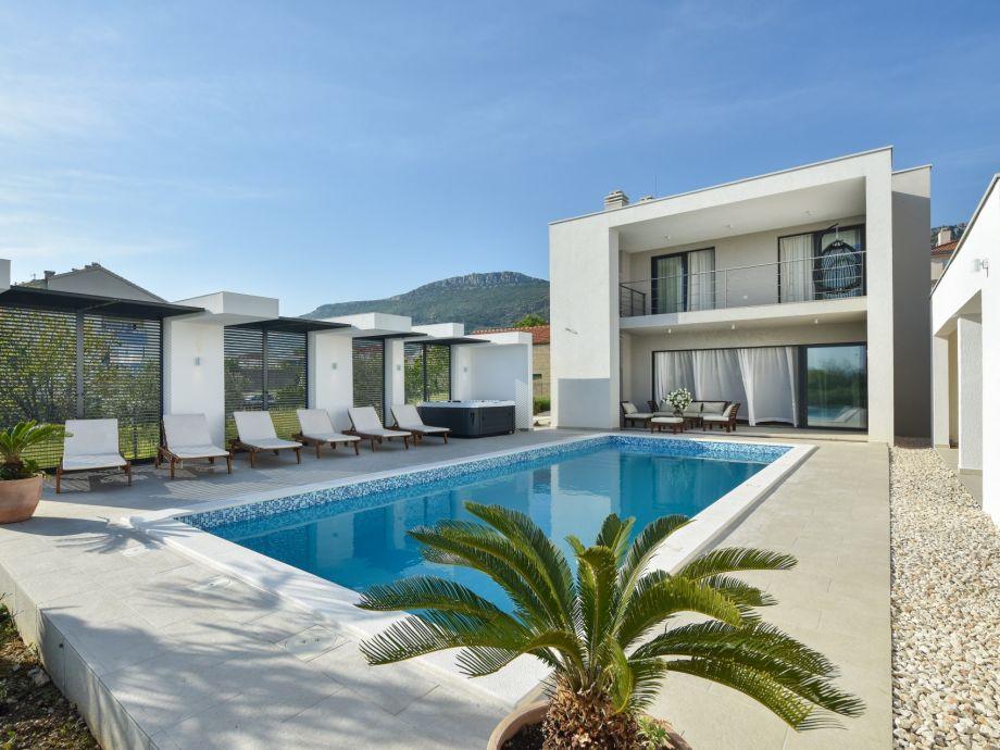 Außenaufnahme Beautiful Villa Formosa in Dalmatia