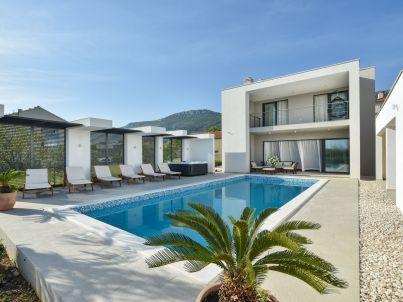 Beautiful Villa Formosa in Dalmatia