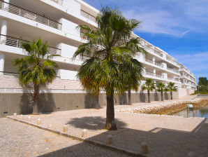 Holiday apartment at Marina de Lagos near the beach and center