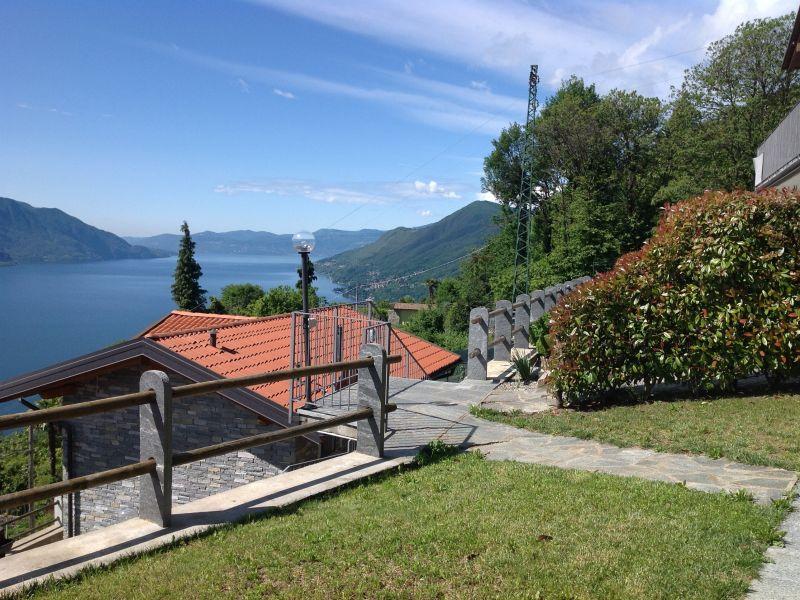Ferienhaus Casa Falcone am & über dem Lago Maggiore