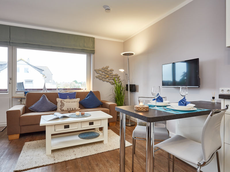 "Modernes 1-Zi-Apartment ""Strandgut"" am Dorfteich"