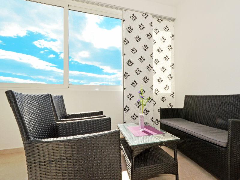 Holiday apartment Caleta 1
