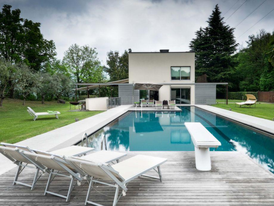 Außenaufnahme Villa Bellavita