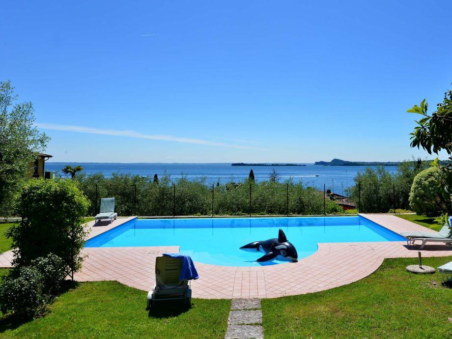 Außenaufnahme Villa Fasanella