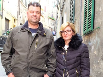 Ihr Gastgeber Dino Simonelli