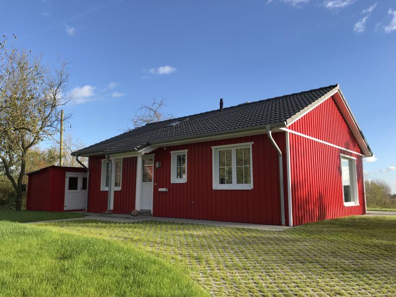 Ferienhaus Schwedenhaus Idyll - FHB