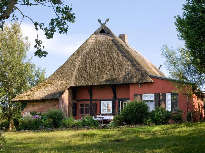 Ferienhaus Großes Rosenhuus
