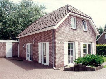 Ferienhaus Huijsmansverhuur Typ de Lux Premium Plus