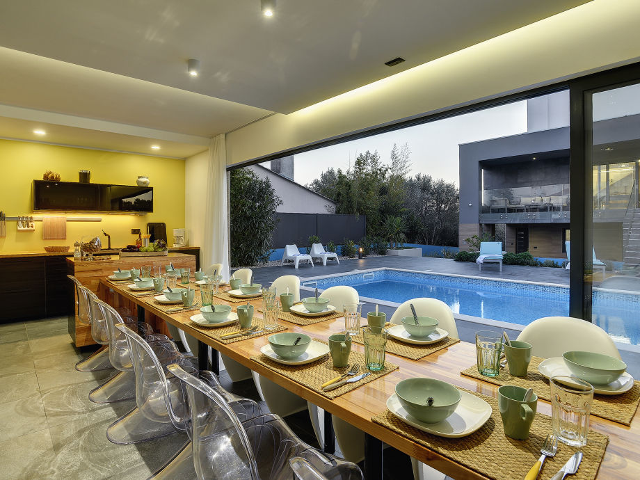 Villa Hemera, Banjole, Istrien - Firma Tourist Agency Luna Rossa ...