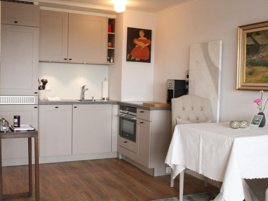Apartment kleine scholle sylt westerland herr wolfram for Kleine geschirrspüler