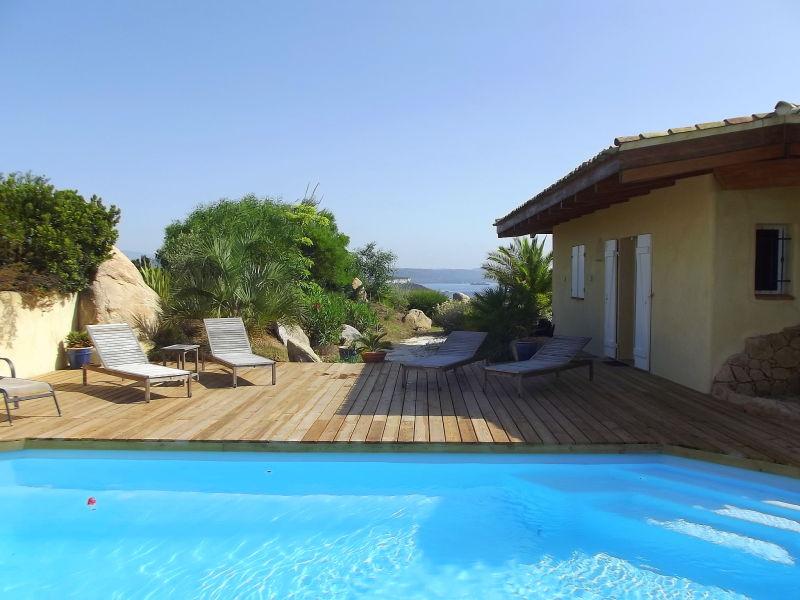 Villa 350 Sant Amanza 8 person