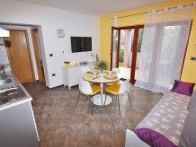 Apartment Petra für 2-4 bei Strand