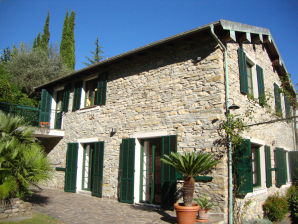 Ferienhaus Villa bei Alassio