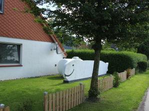 Ferienhaus GoWatt an der Nordsee