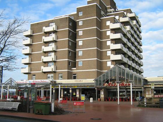 Ferienwohnung Haus Panorama Cuxhaven Duhnen Frau