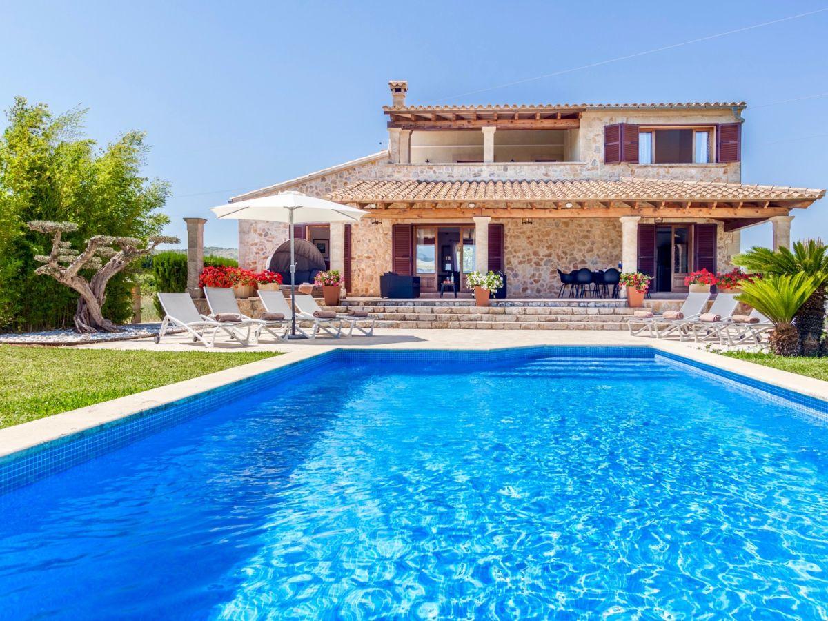 Villa Lleona, Mallorca, Alcudia - Firma Easy villa Mallorca