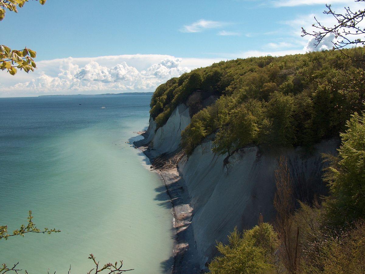 Steilküste Rügen